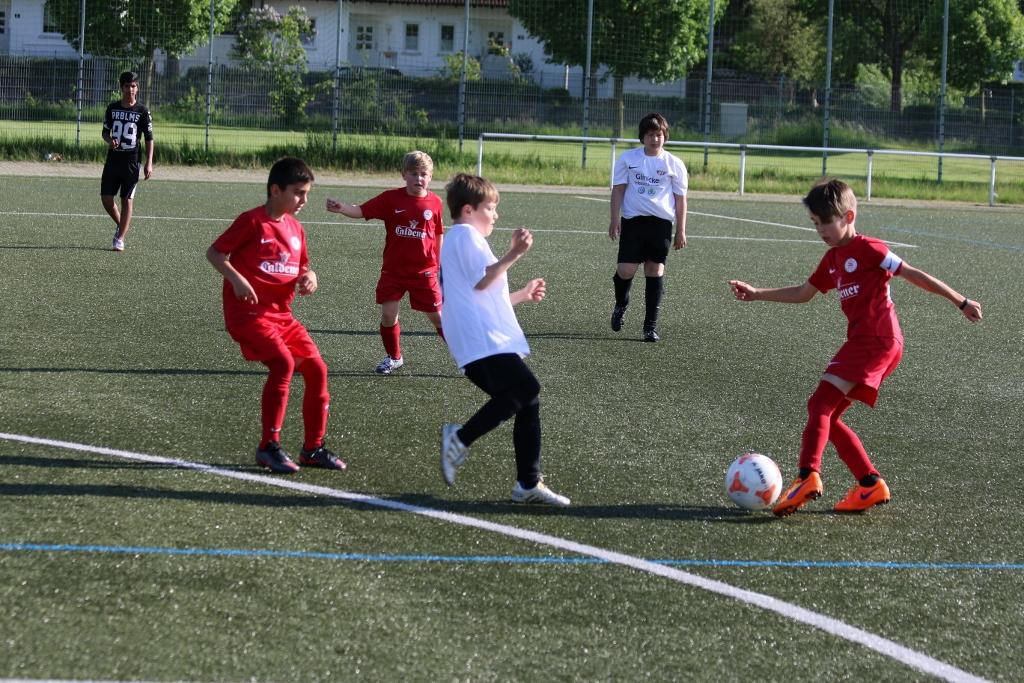 SV Kaufungen - U10 (Mai 2015)