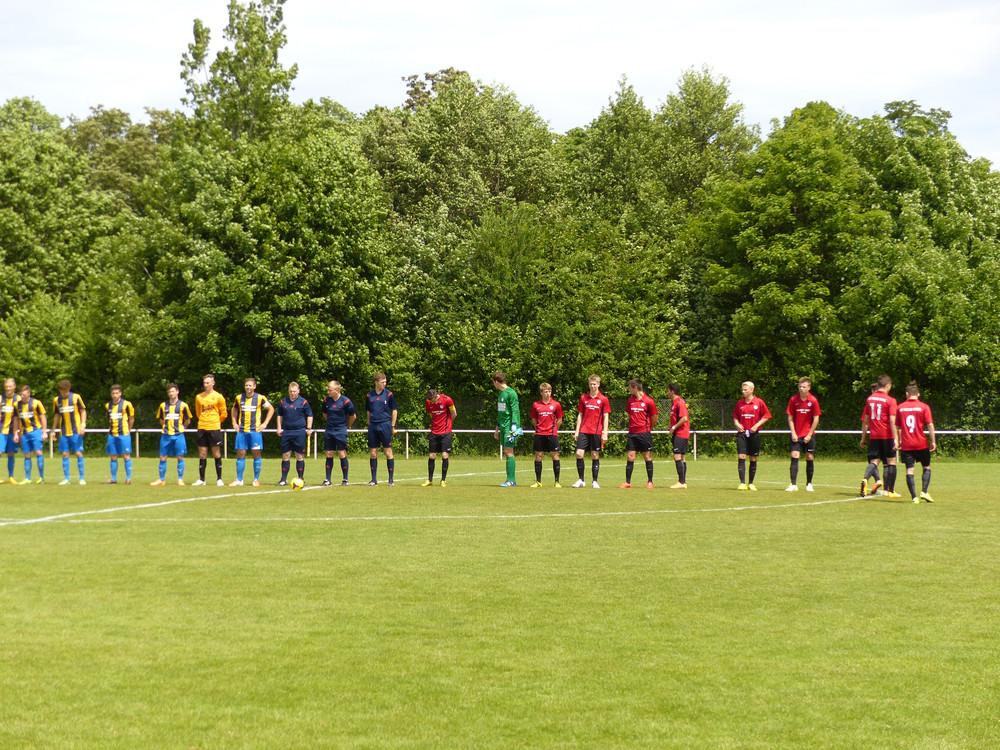 U19 gegen JFV Fulda