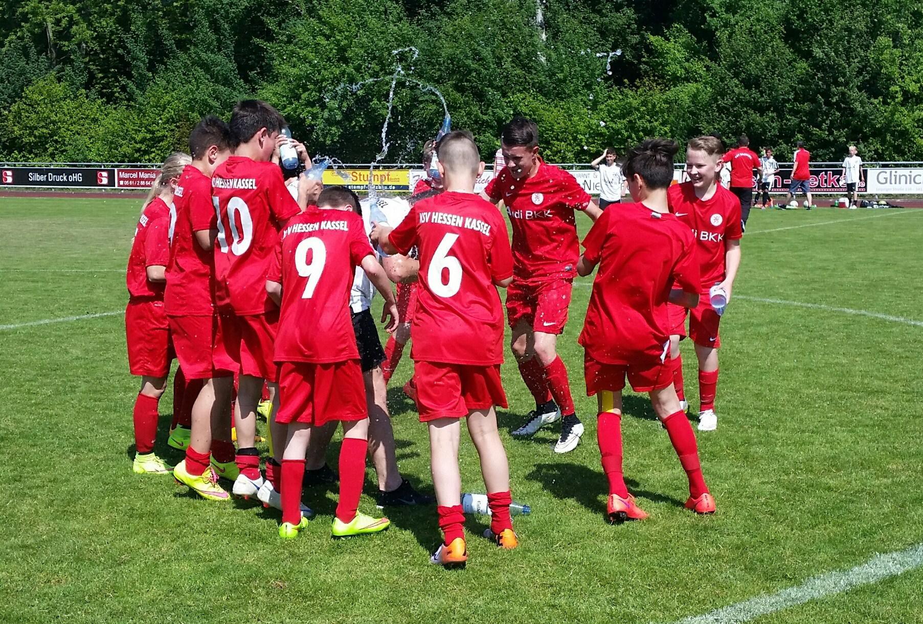 U13 - KSV Baunatal (Pokalfinale)