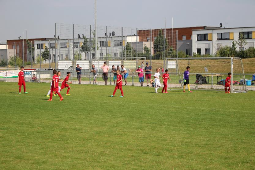U10 Turnier in Riedberg