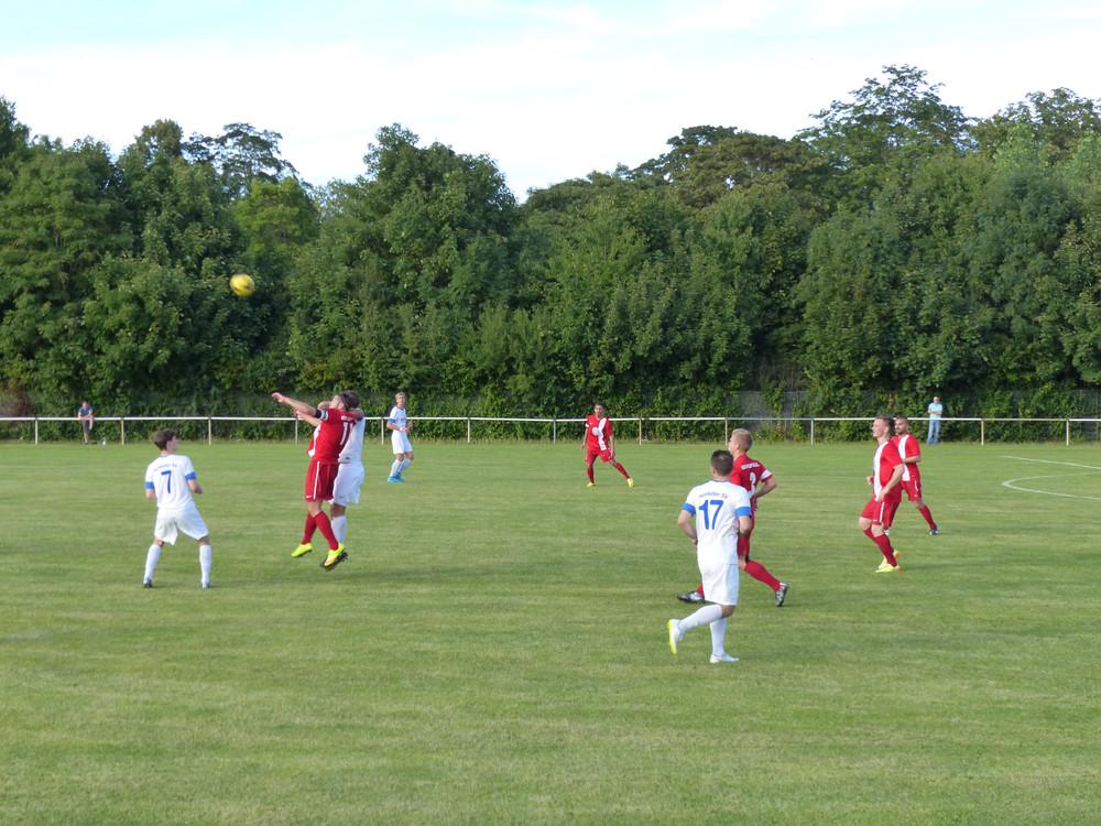 U23 gegen H�nfeld
