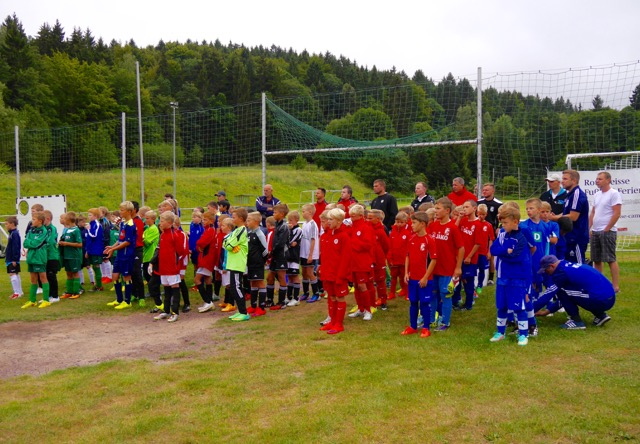 U10 in Mosbach 2015