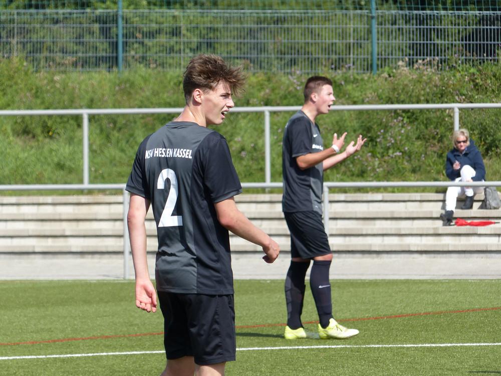 U19 gegen Marburg