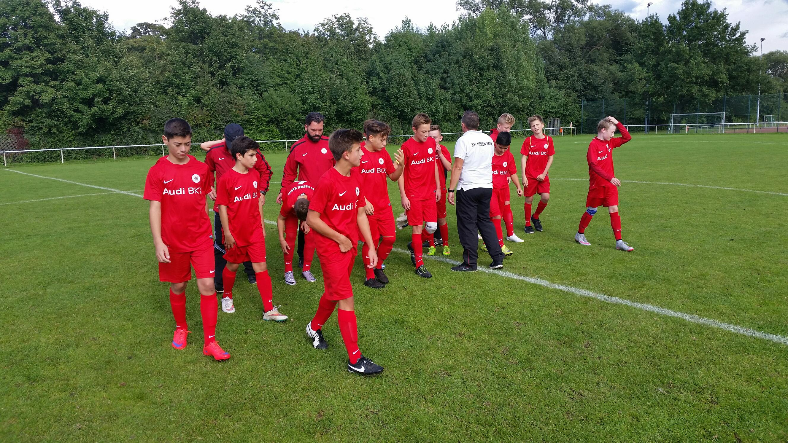 U14 - Hertingshausen / Rengershausen