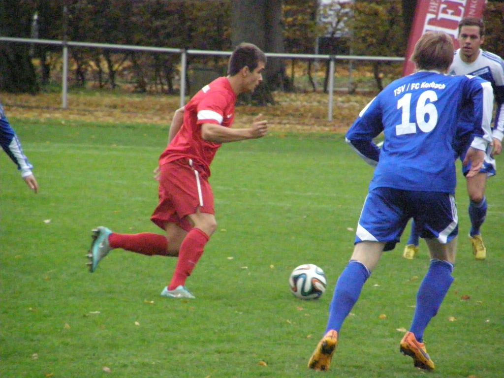 U23 in Korbach