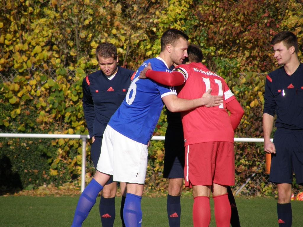 U23 gegen Eschwege