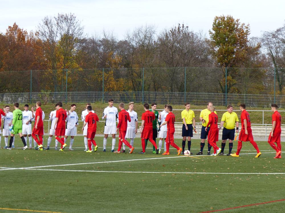 U19 gegen Griesheim