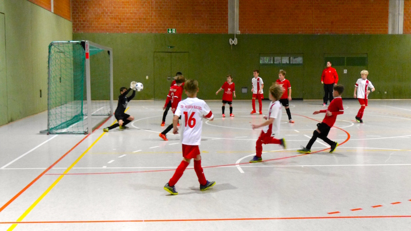 1. Advent Cup in Schauenburg