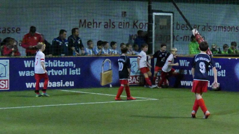 U10 Turnier Gr�n Weiss Holt