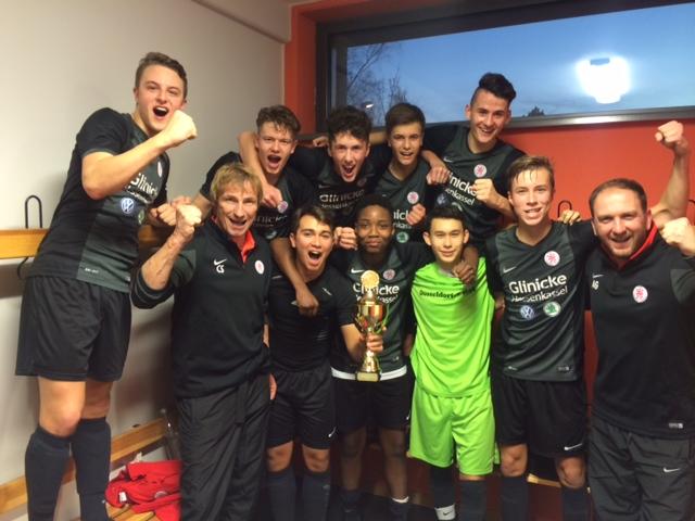 U17 Busomo Cup in G�ttingen