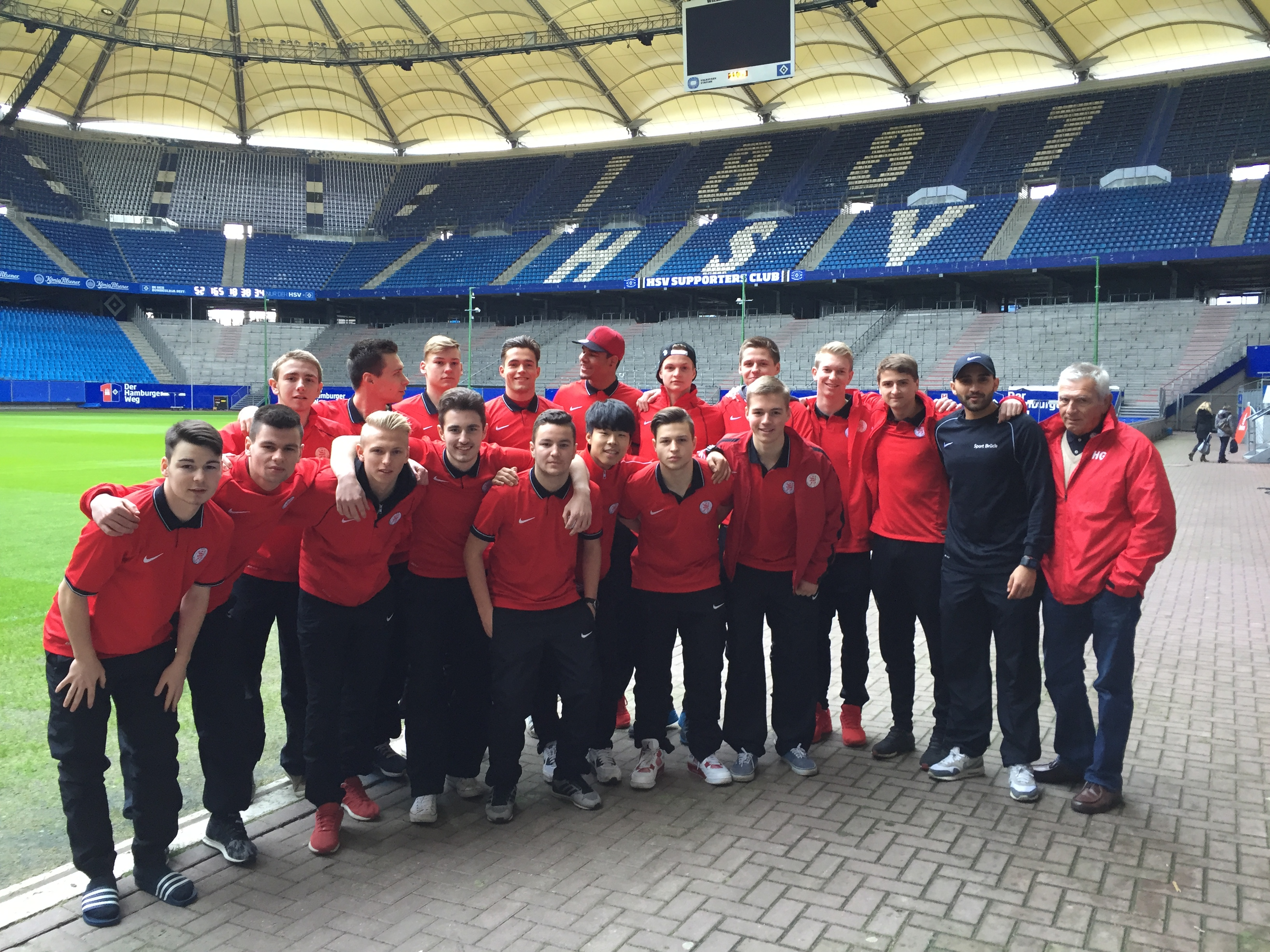U19 - Hamburger SV U17