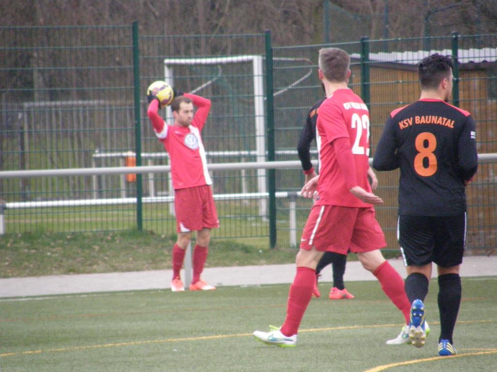 U23 - KSV Baunatal II