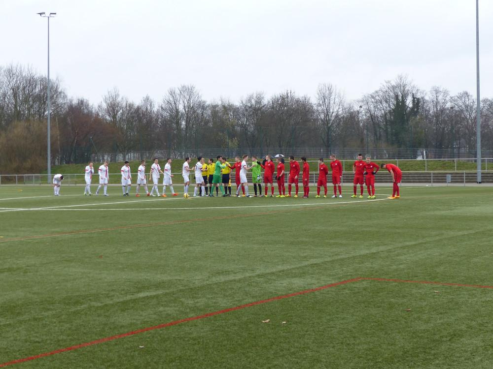 U19 gegen TS Ober Roden