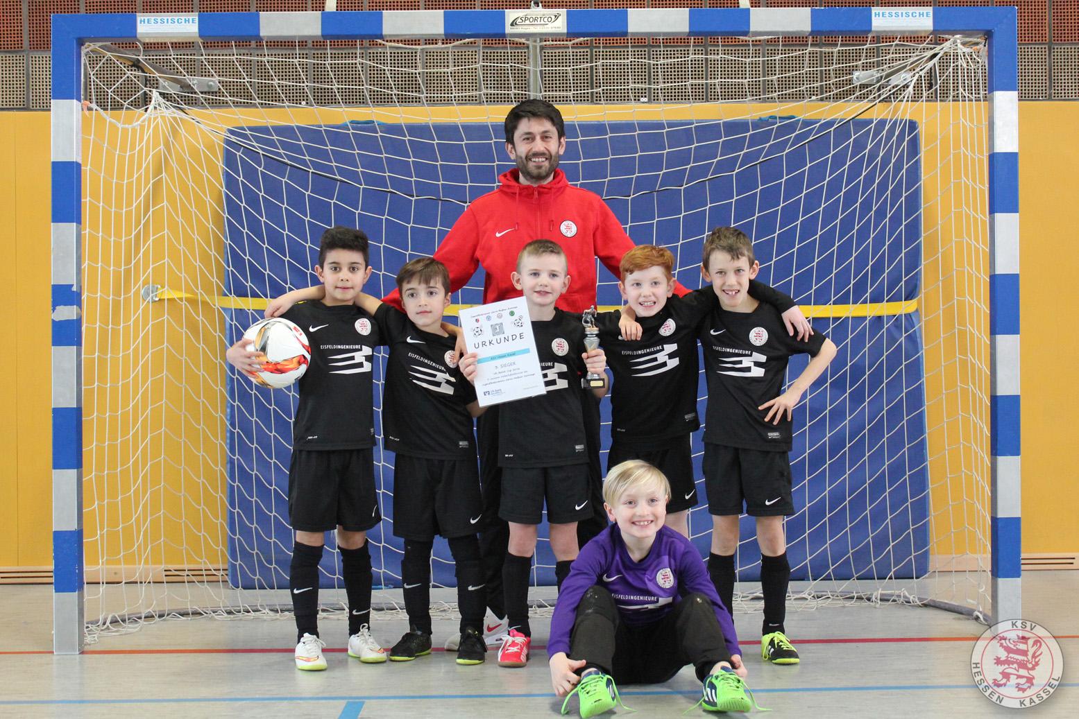 U9 VR-Bank Cup 2016 (JFV Werra-Meissner)