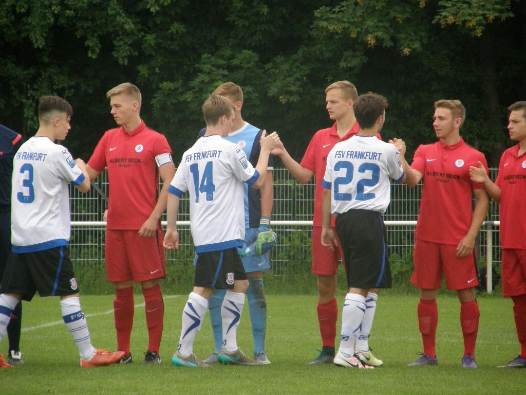 U19 - FSV Frankfurt