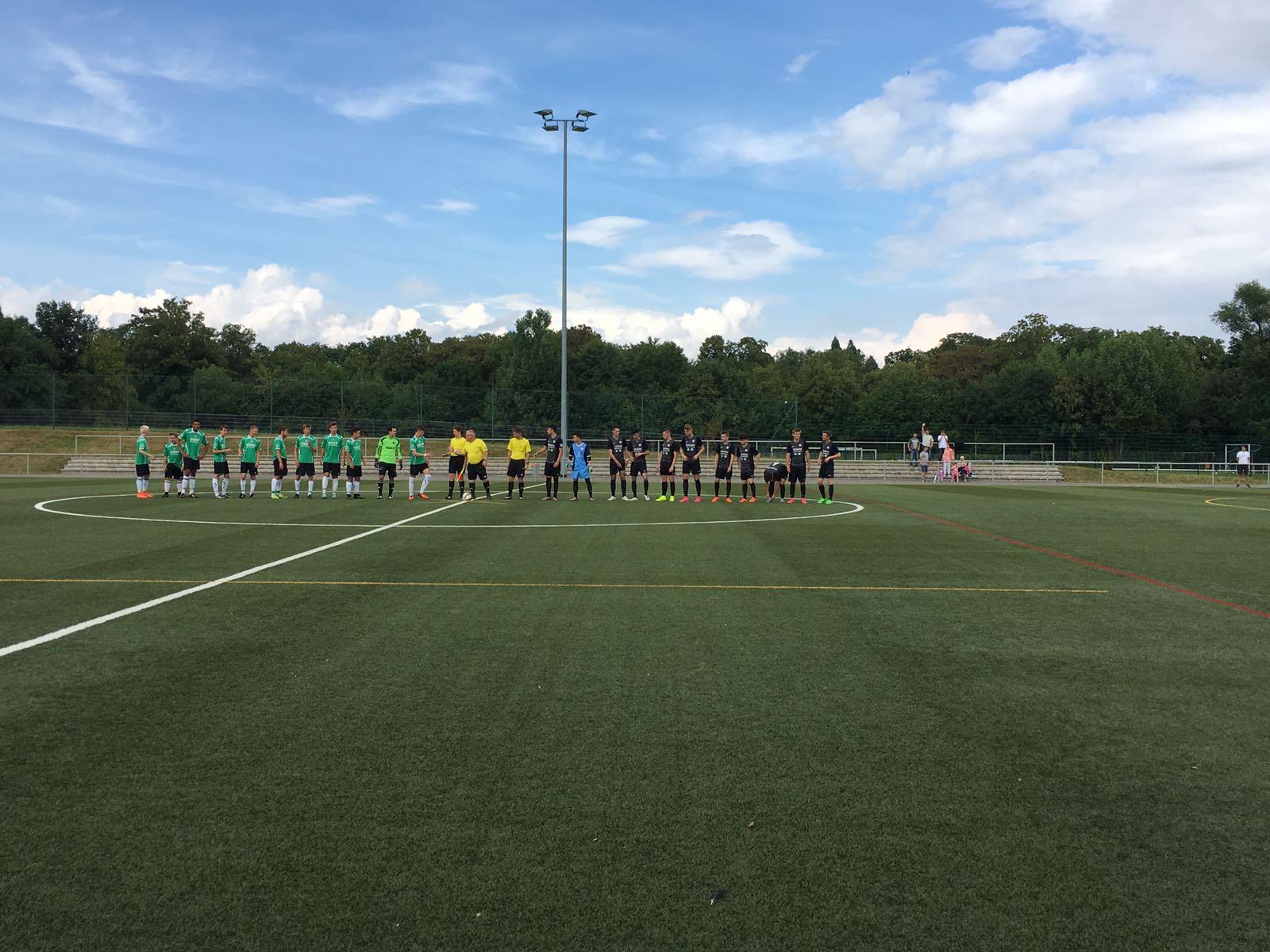 U17 - B�ckeburg U19