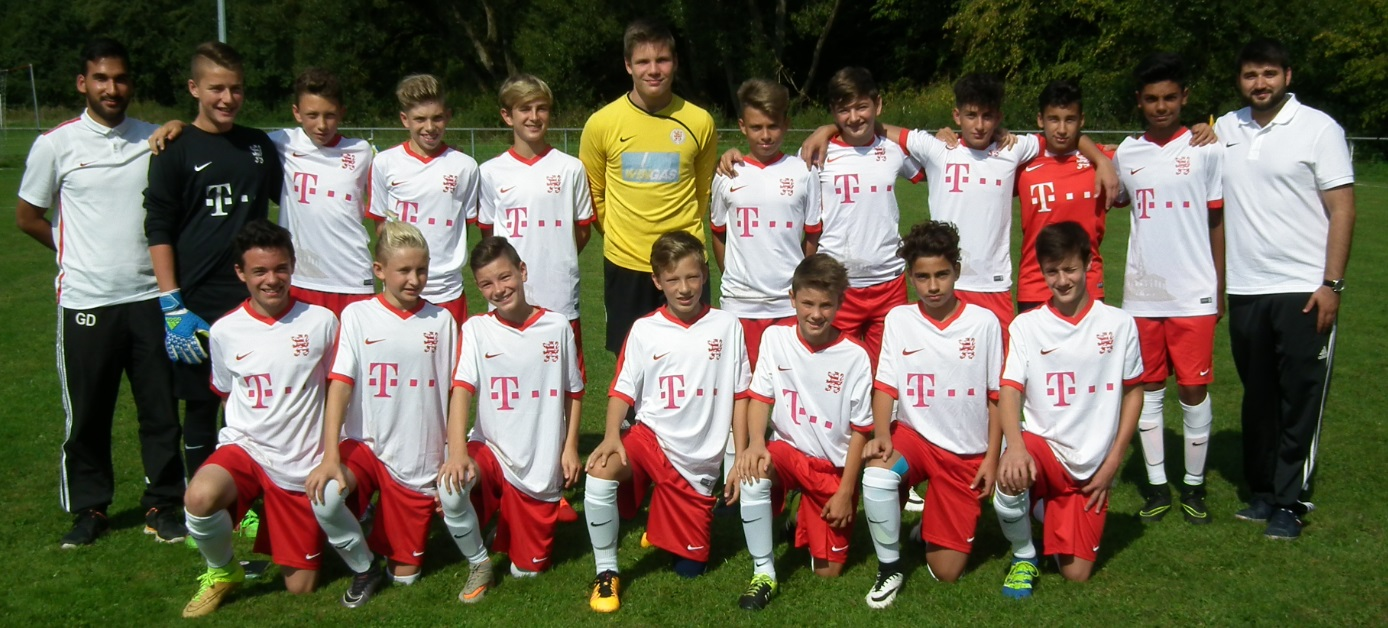 JSG Lossetal Lichtenau - U14