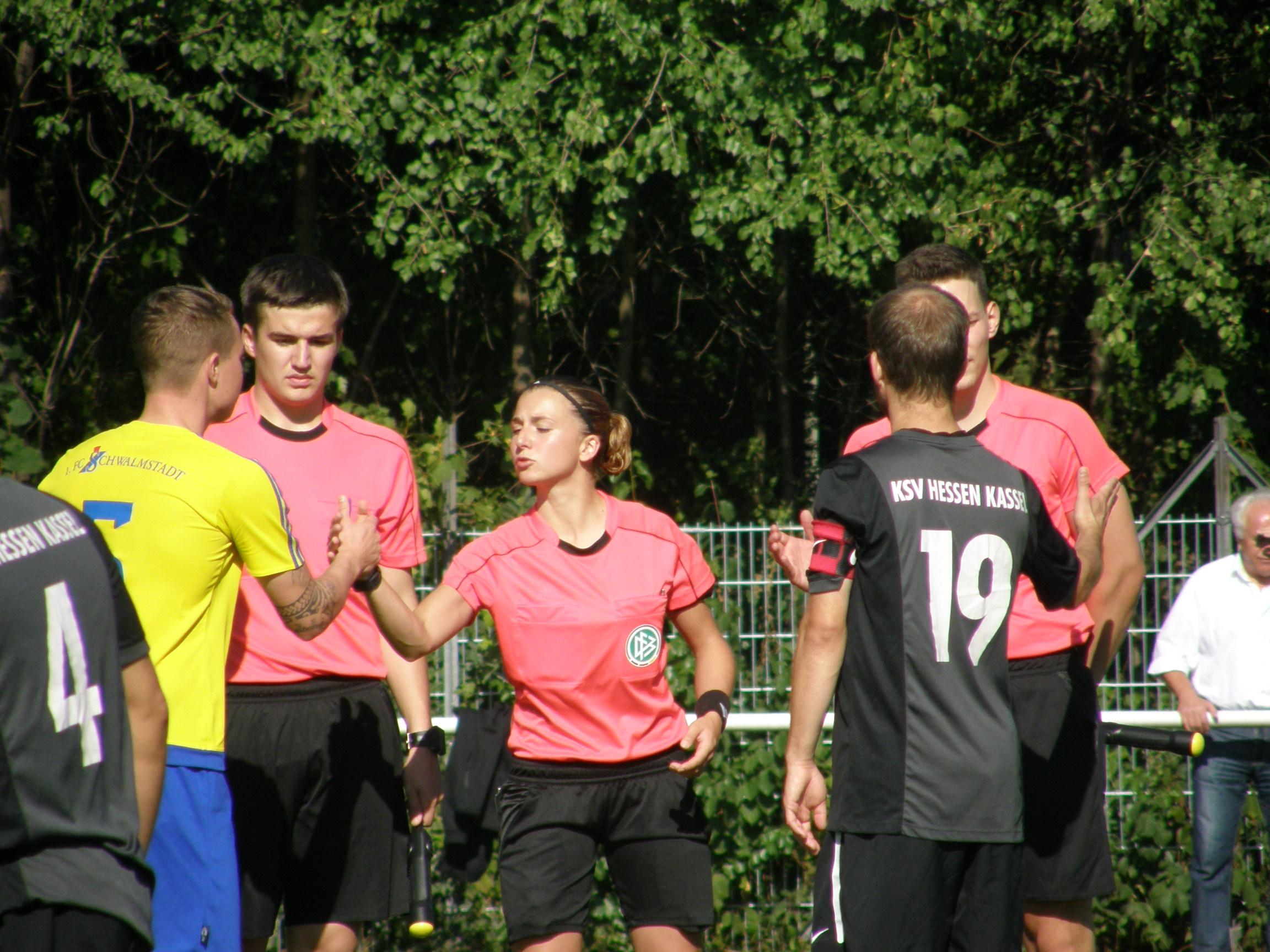 U23 - Schwalmstadt