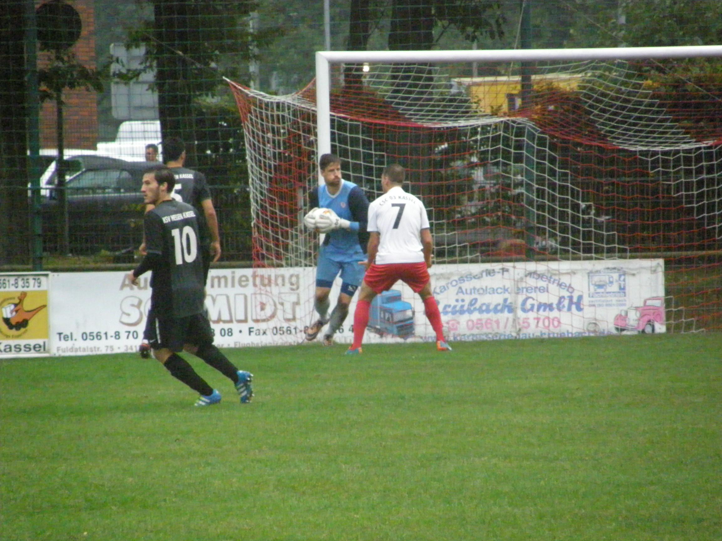 CSC 03 Kassel - U23