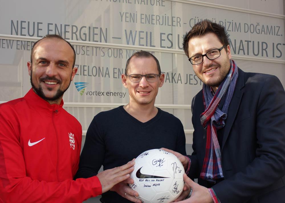 Vortex Energy Till Jeske mit Sergej Evljuskin, Michael Krannich