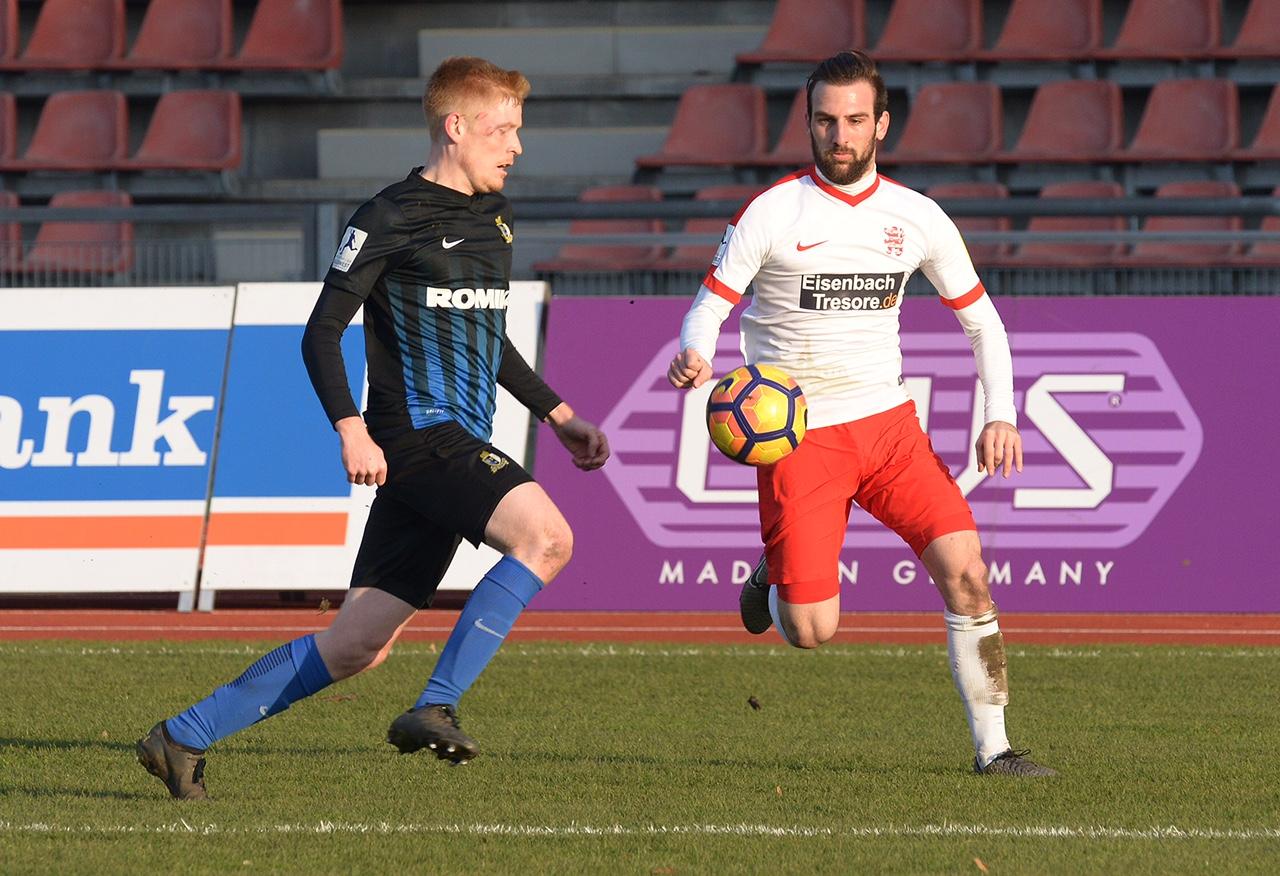 KSV Hessen Kassel, SV Eintracht Trier