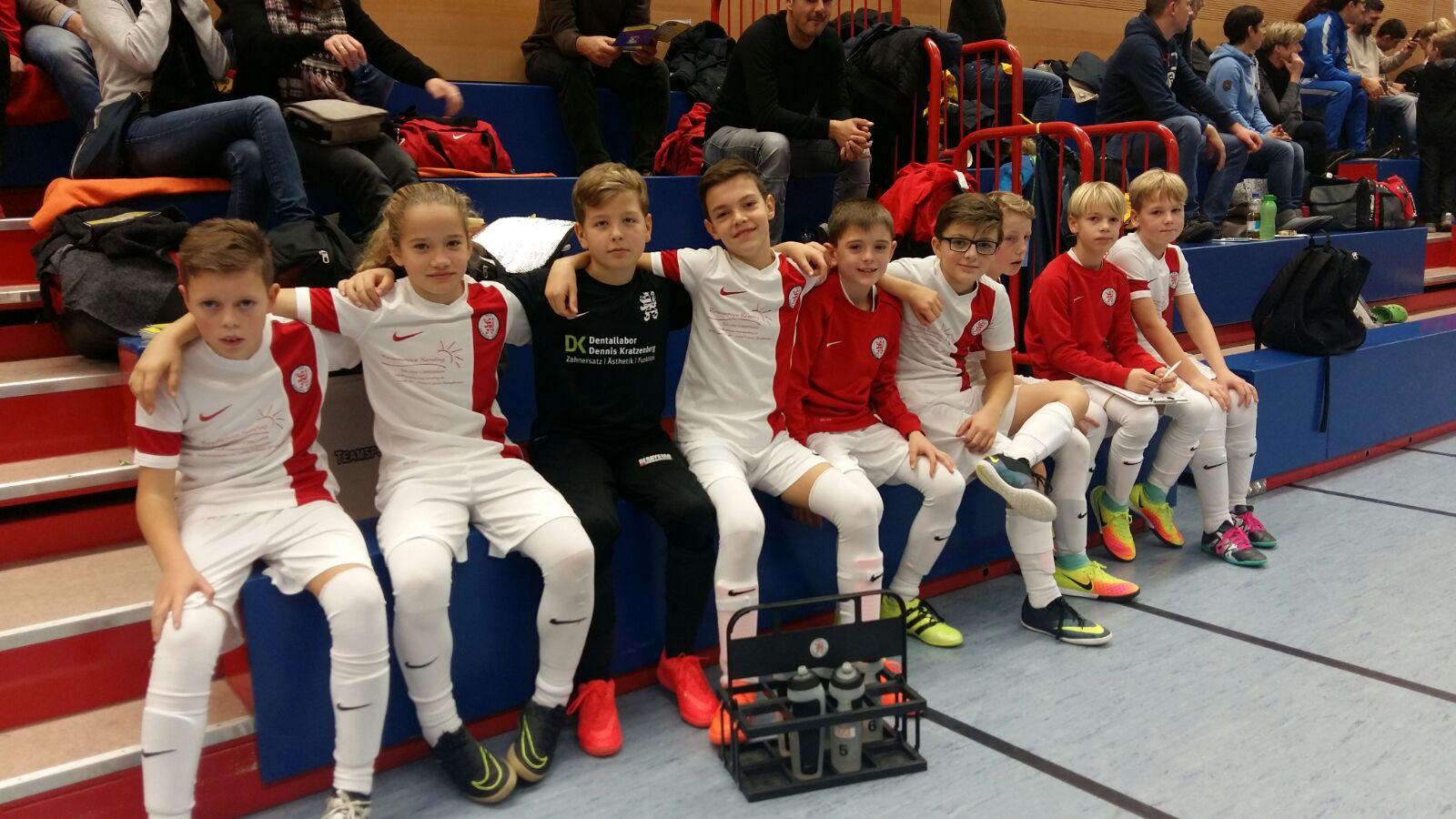 U11 Futsalturnier Marburg