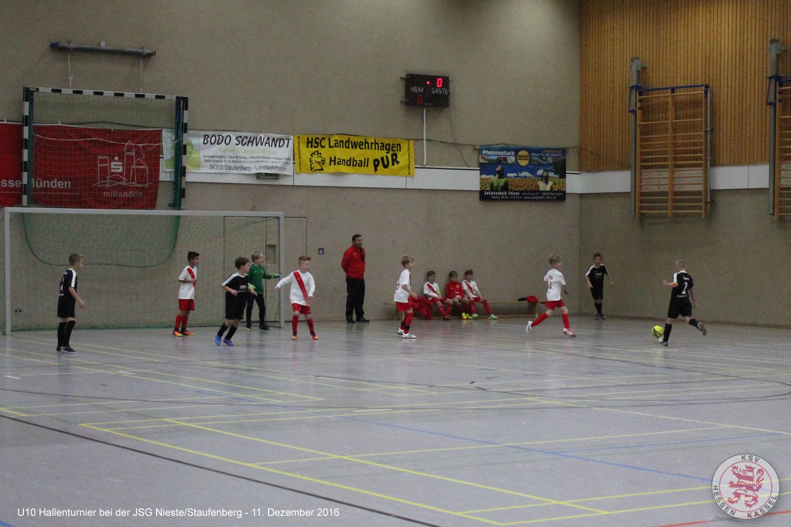 U10 Hallenturnier JSG Nieste/Staufenberg
