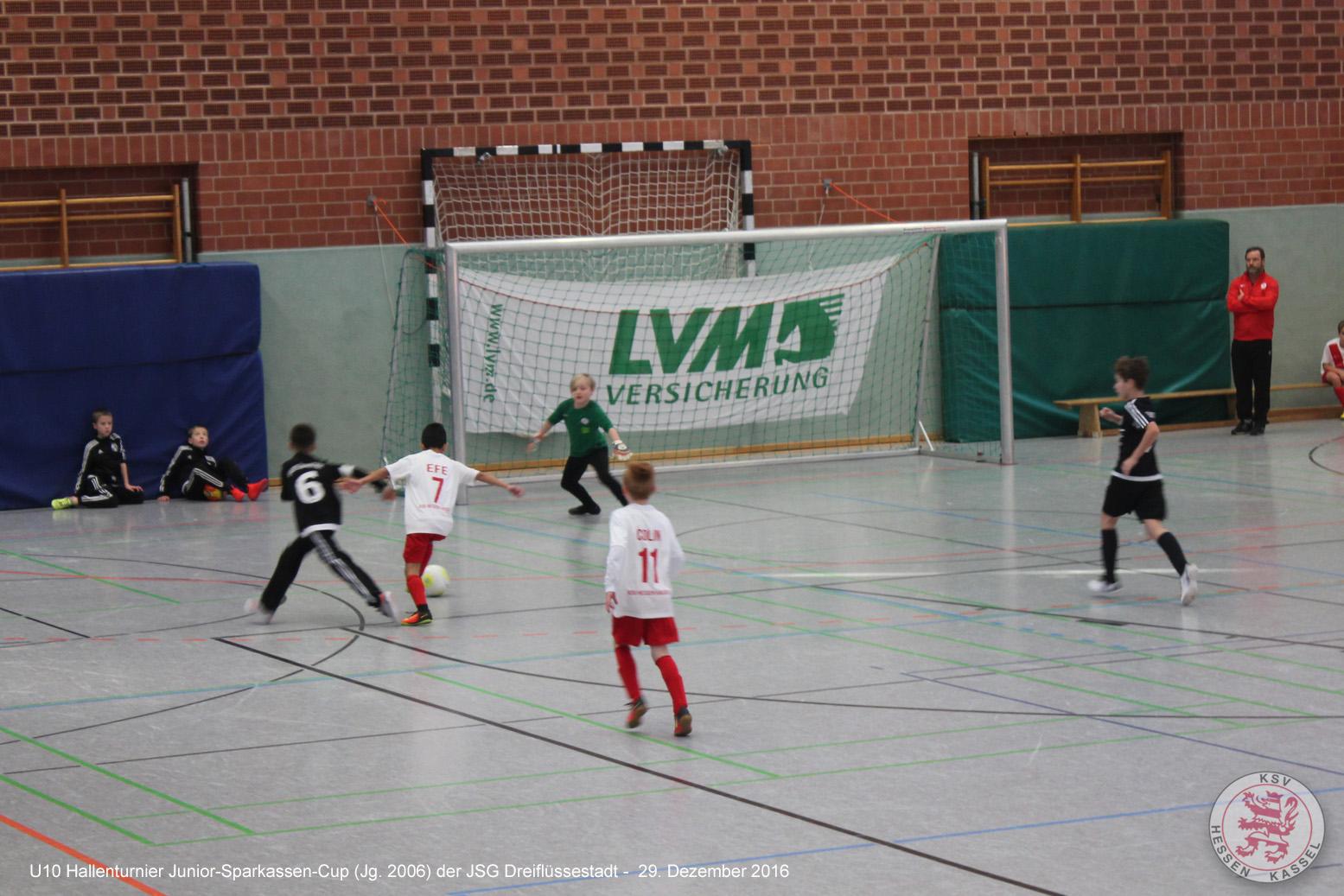 U10 Junior Sparkassen Cup Dreifl�ssestadt f�r U11