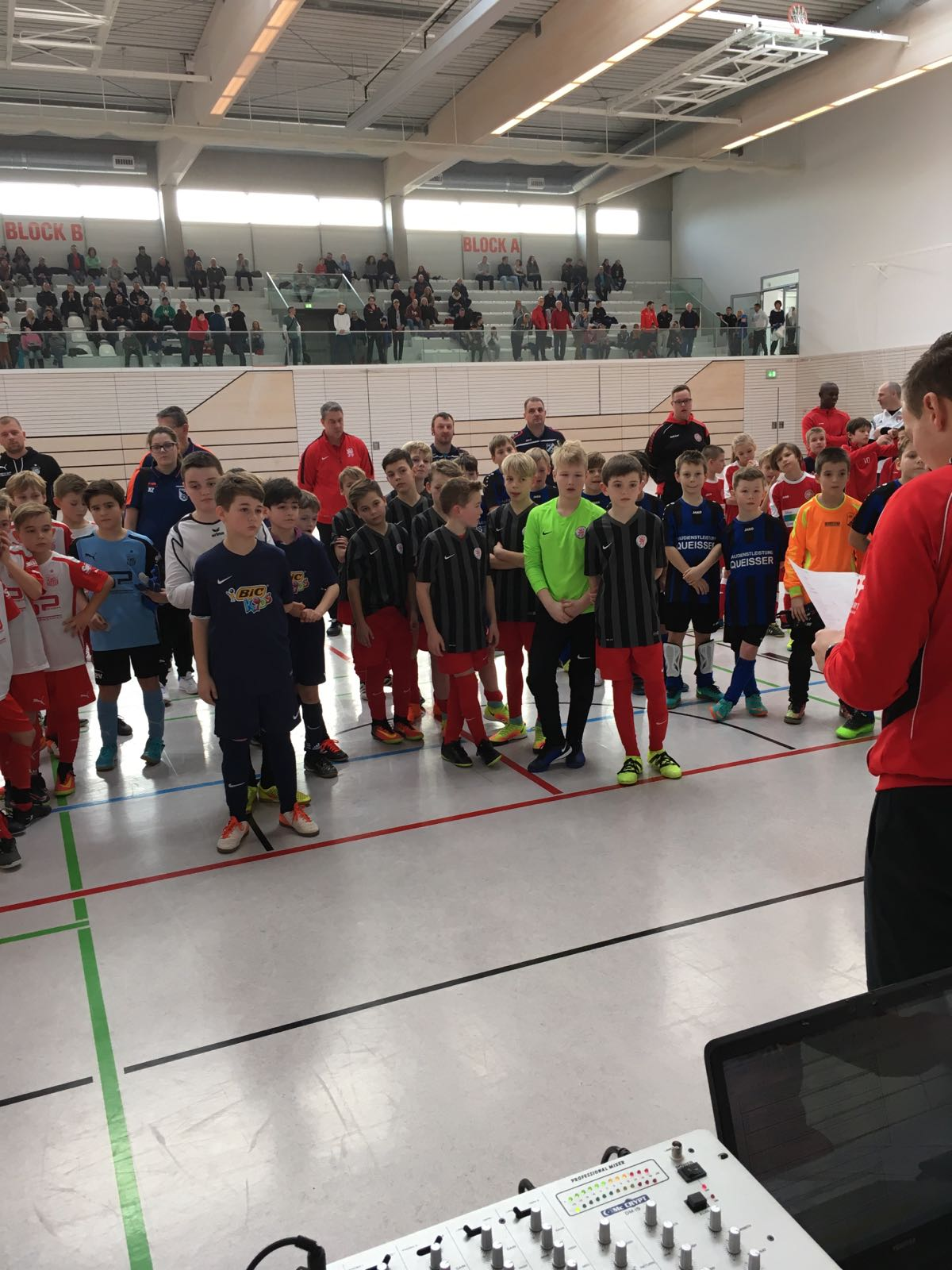 U11 Winter-Bornatalkickercup in Erfurt