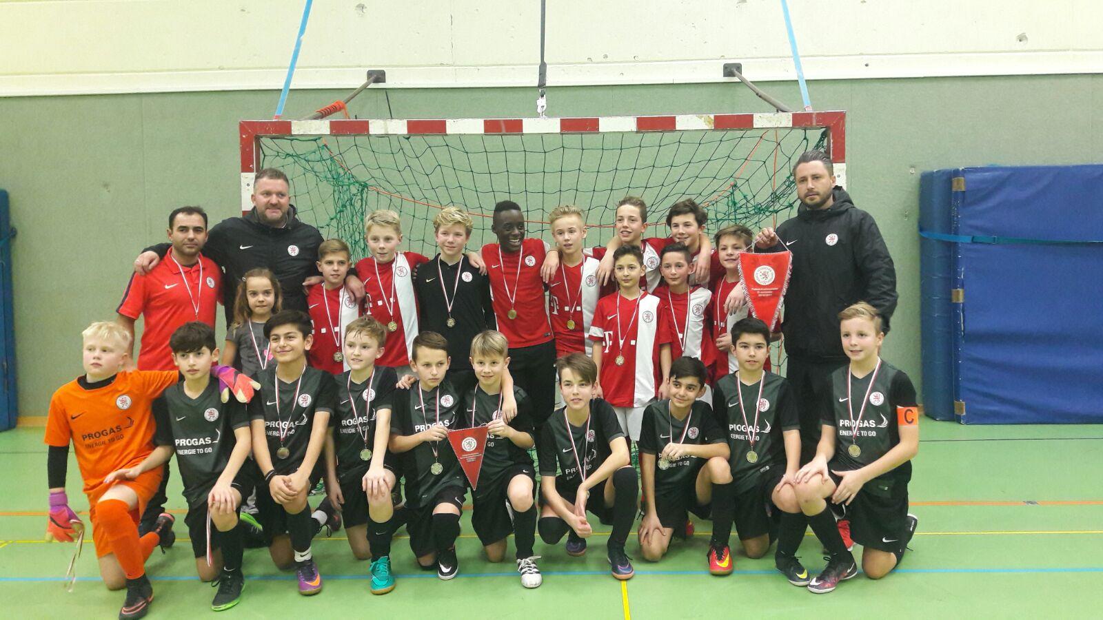 U12 Endrunde Futsal-Hallenkreismeisterschaft