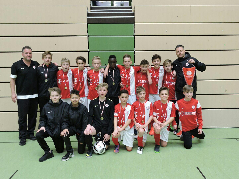 U13 Futsal Regionalmeisterschaft