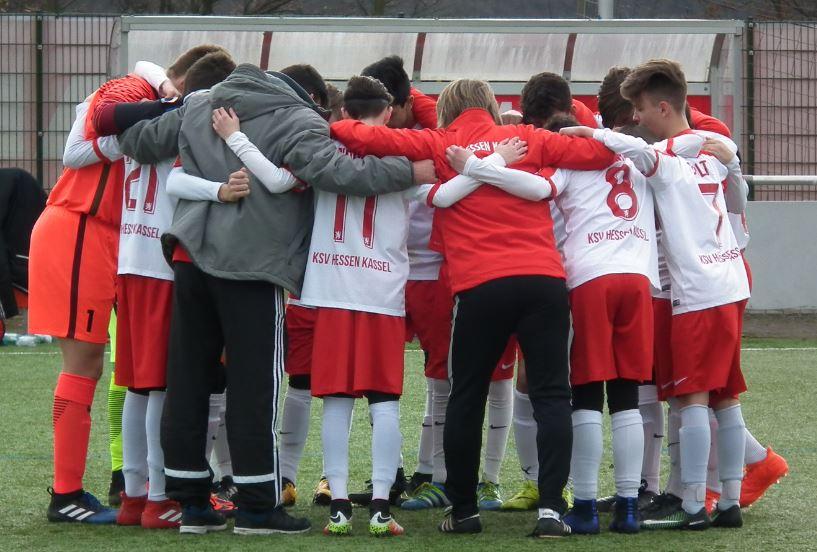 FC Ederbergland - U14