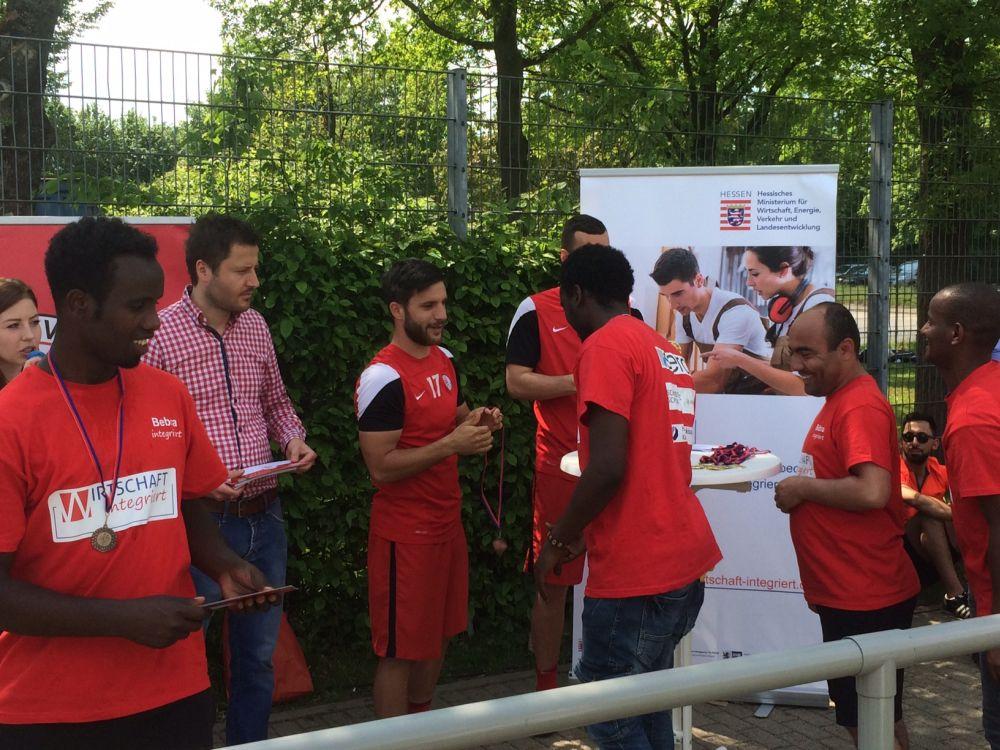 Wirtschaft integriert: VSB und KSV kooperien im Bereich Integration von Fl�chtlingen