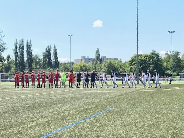 E. Frankfurt U16 - U17