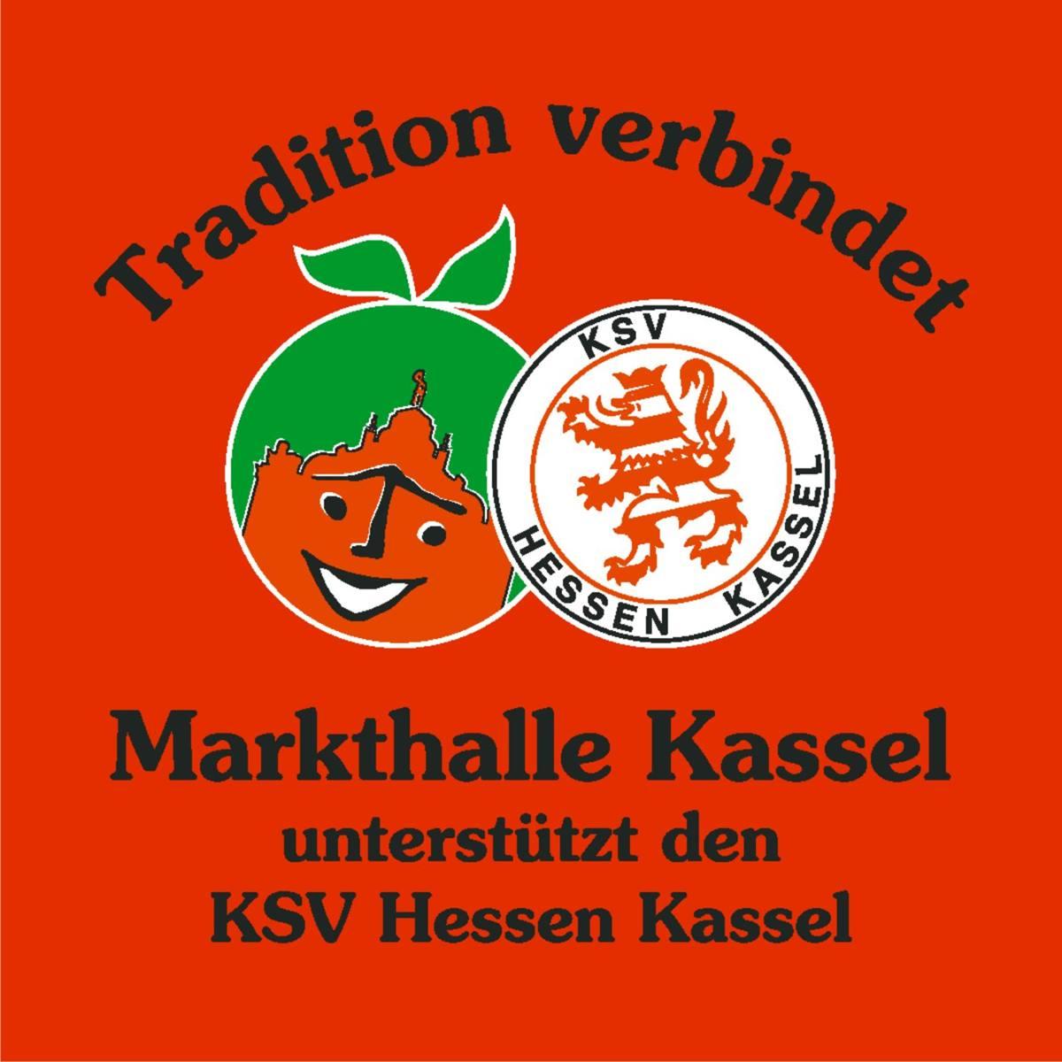 Die Markthalle Kassel unterstützt den KSV