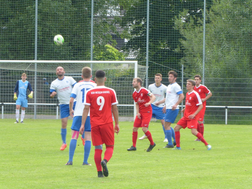 TSV Vollmarshausen - U23