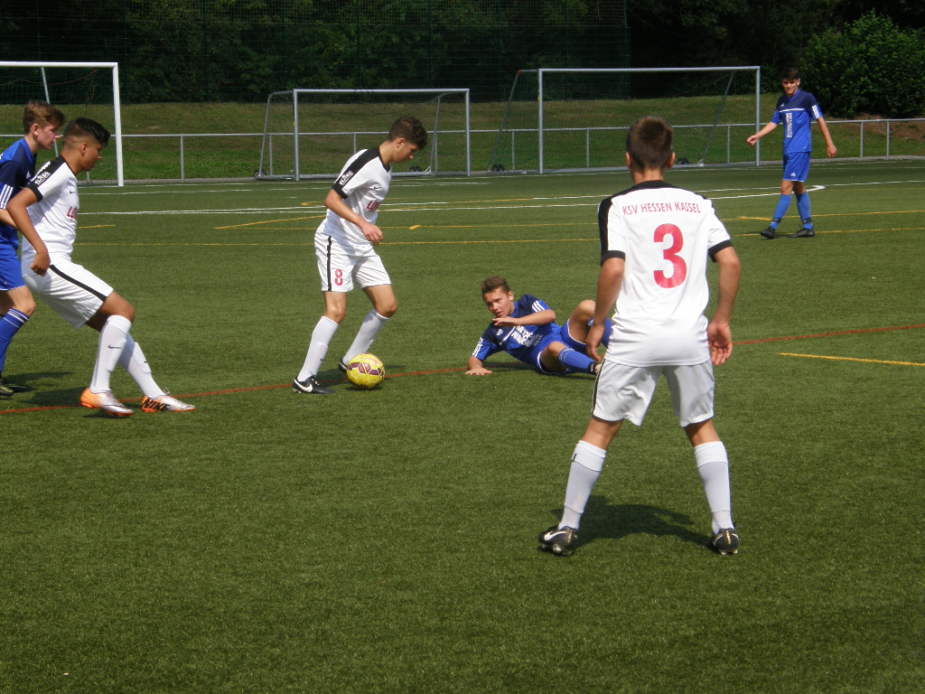 U16 - Waldsolms