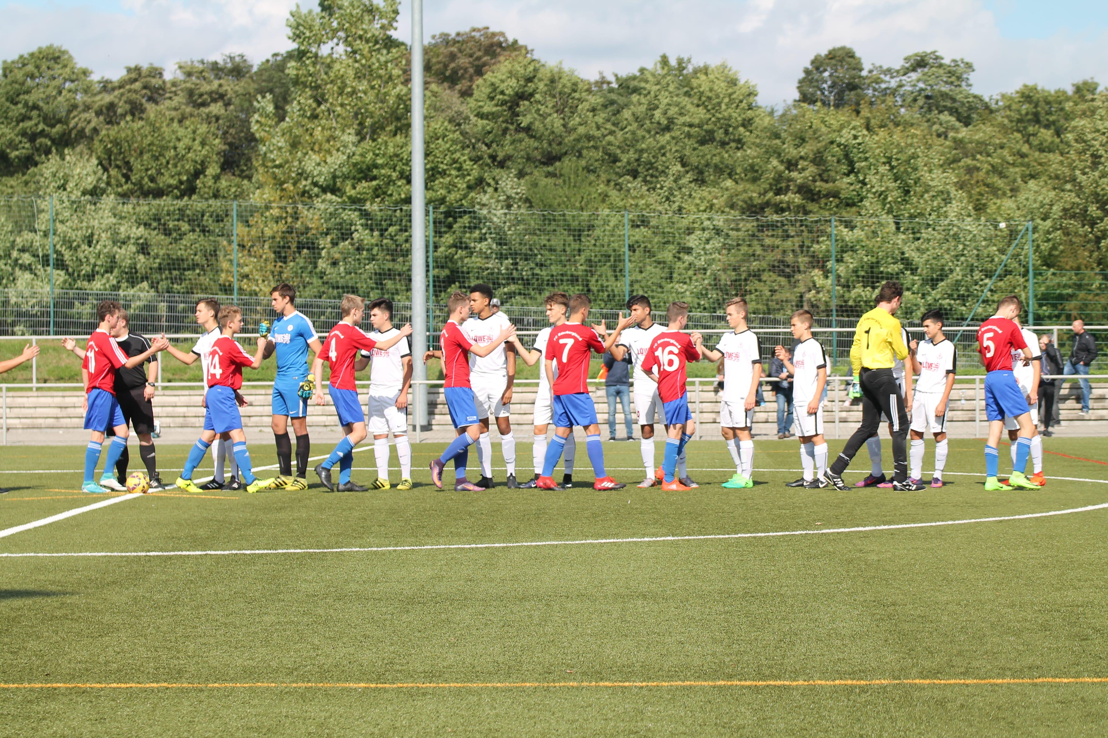 U16 - FC Ederbergland