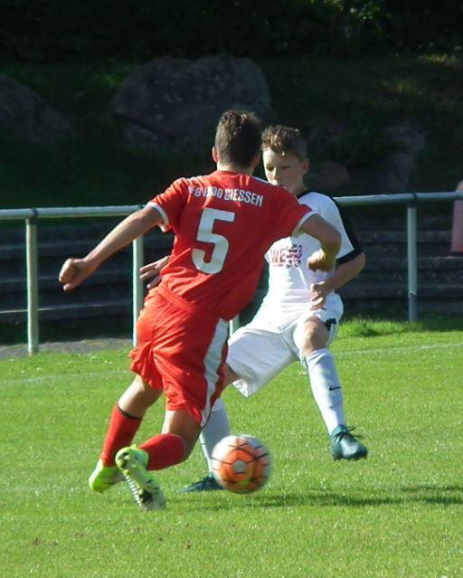 U15 - Giessen