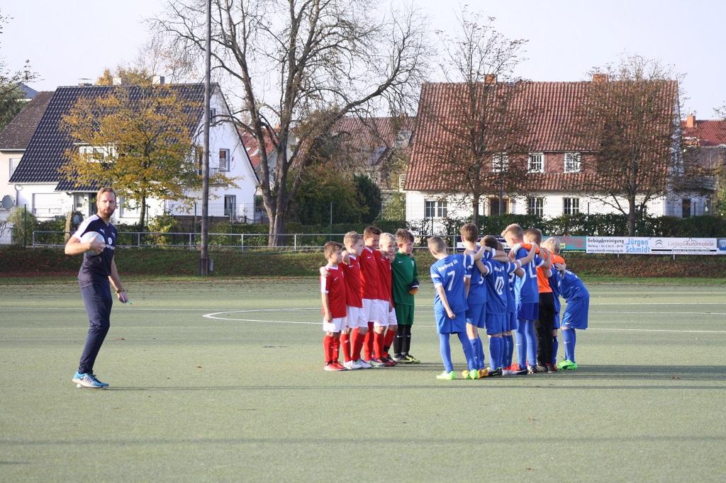 Warburger Sportfreunde 08 - U10