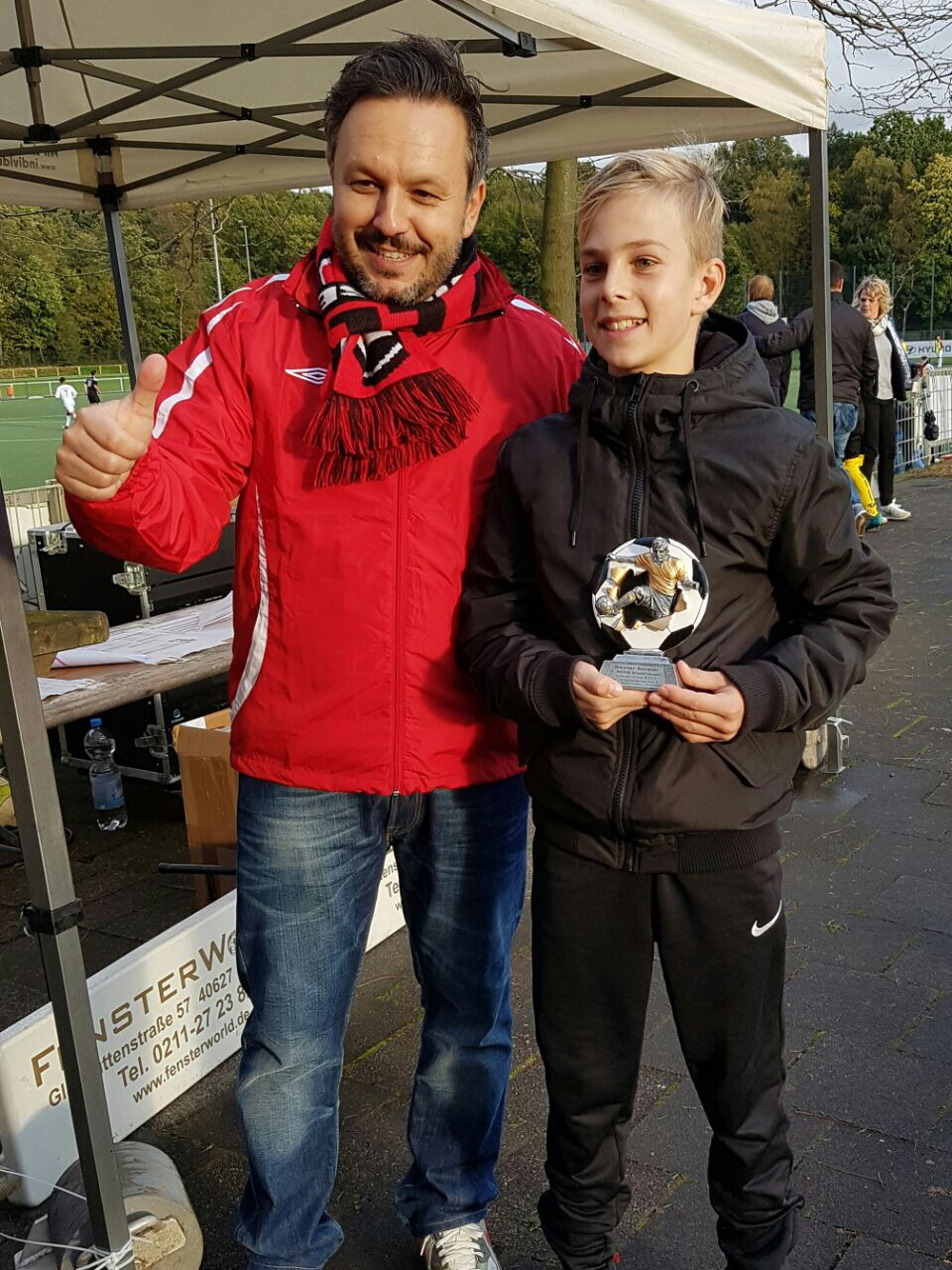 6. Rewe Stockhausen Junior Cup (U12 / D�sseldorf)