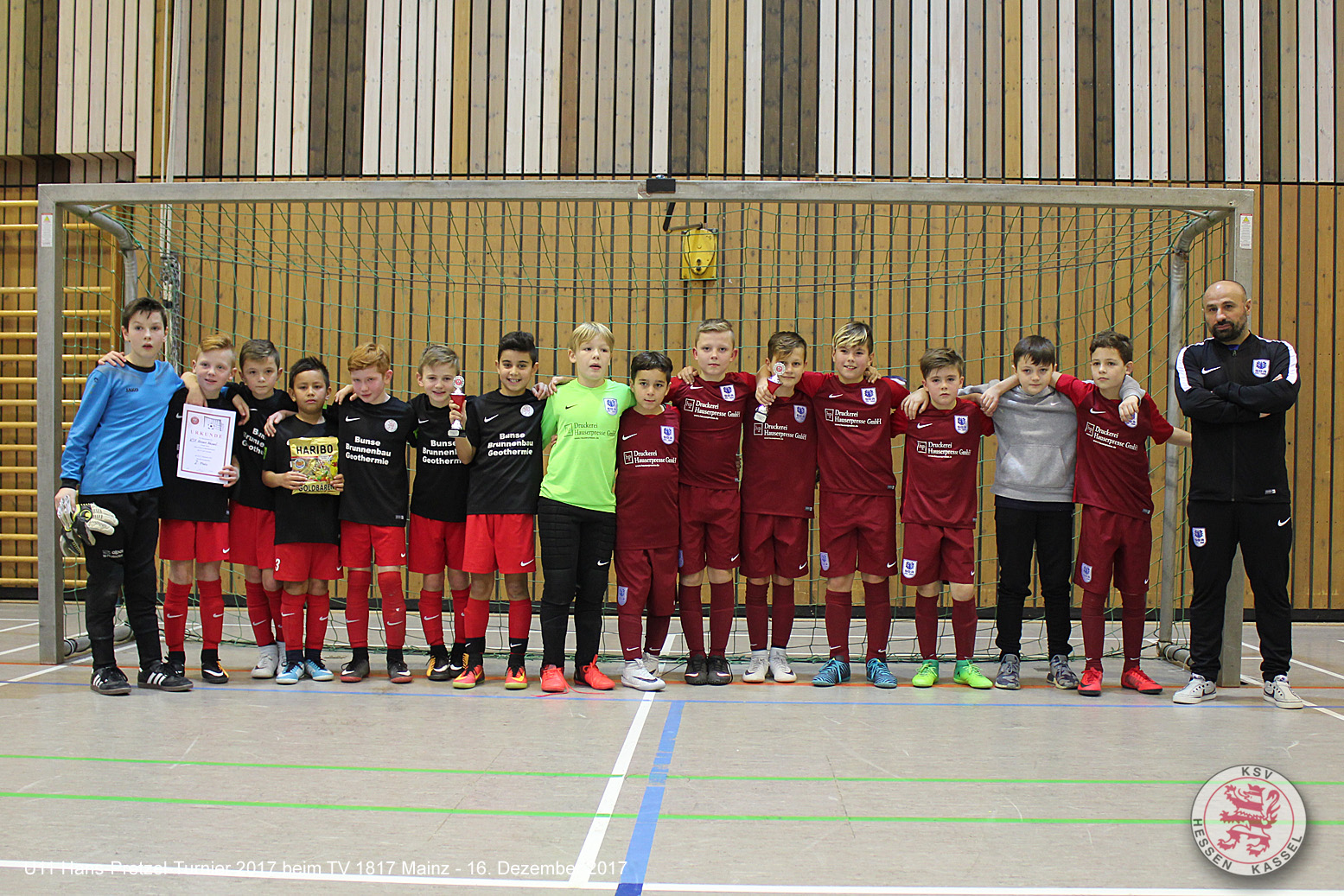 U11 Hans Pretzel Turnier in Mainz