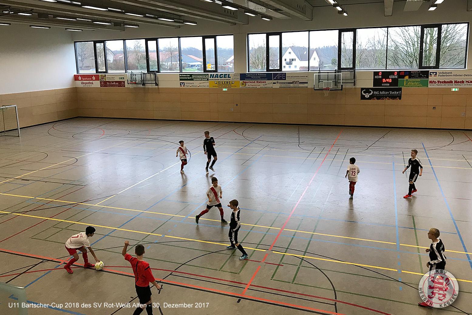 U11 Turnier Borchen