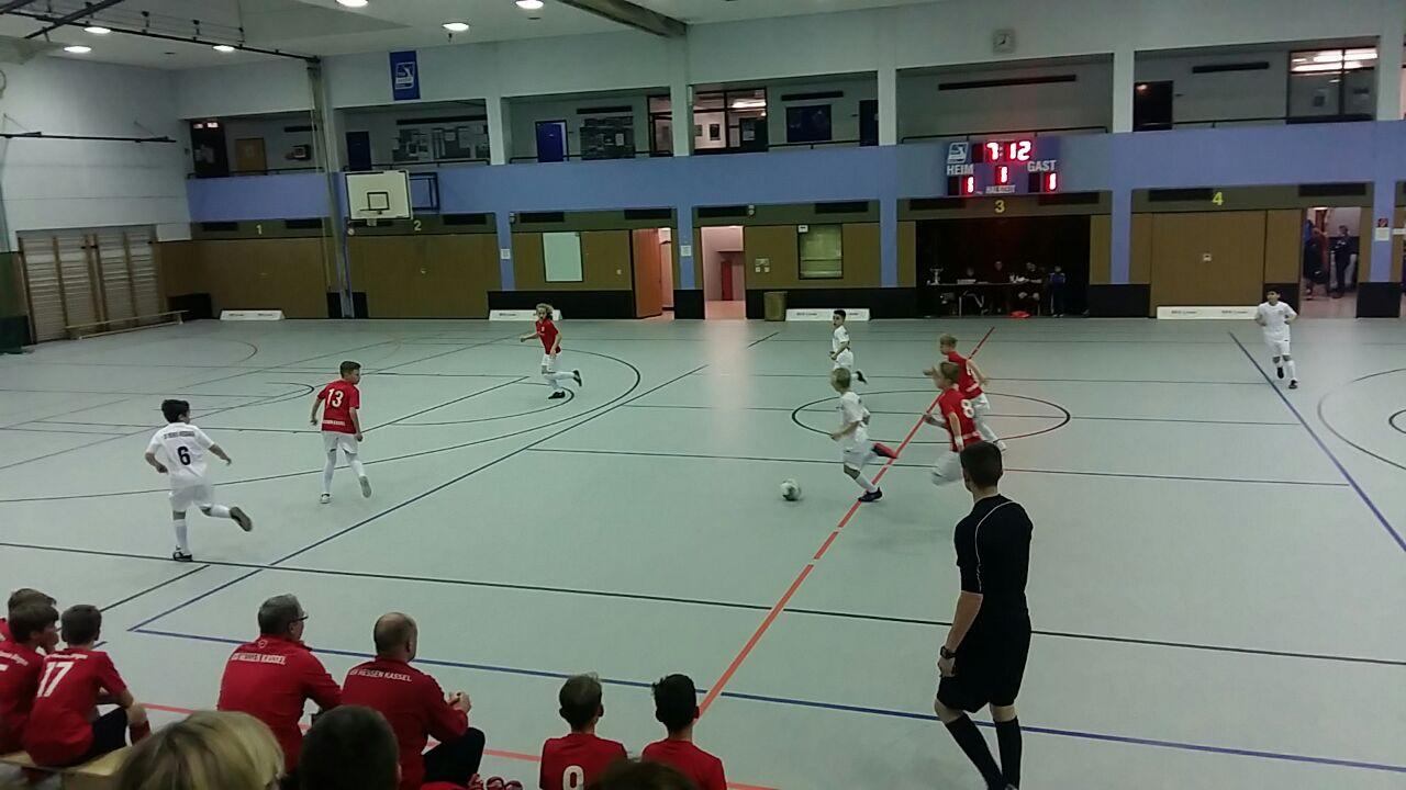 U12 Hallenturnier TSV Schott Mainz