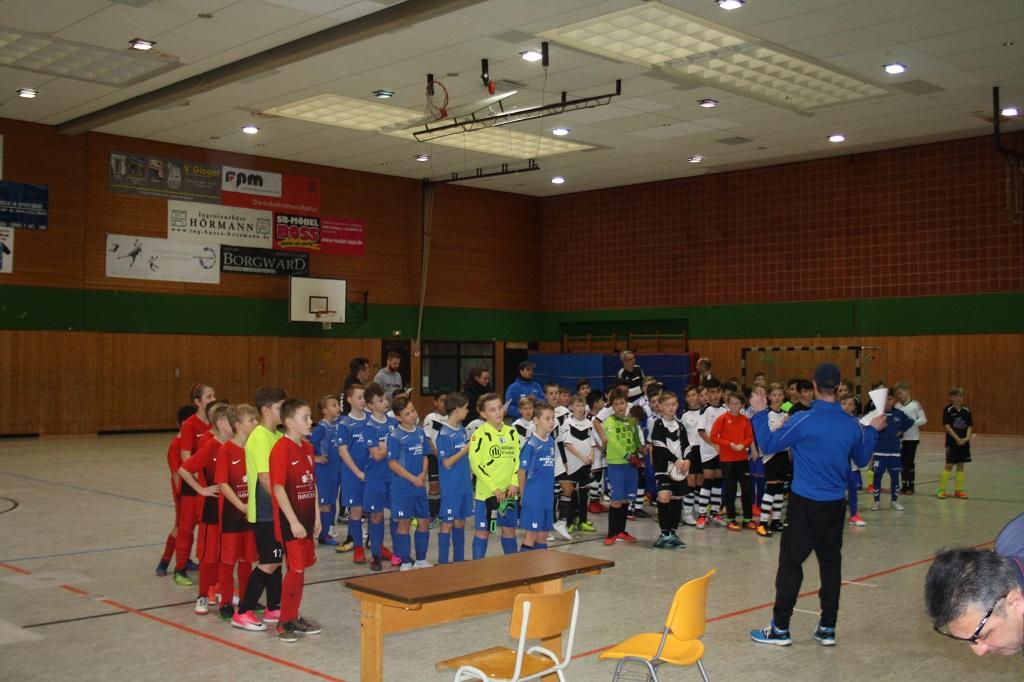 U10 Hallenturnier TSV Wolfsburg