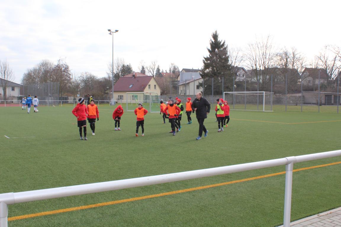 U12 Vorbereitungsspiele