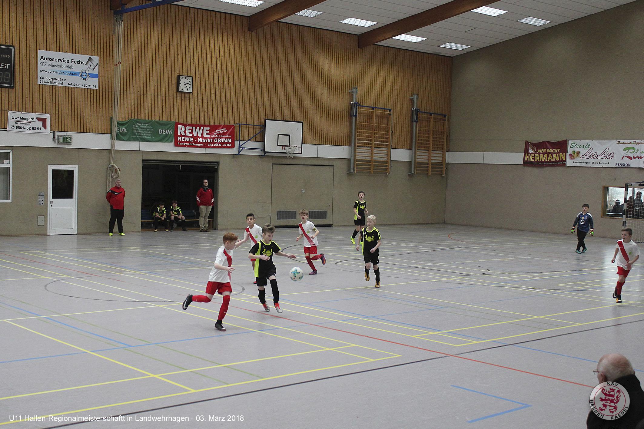 U11 Hallen Regionalmeisterschaft