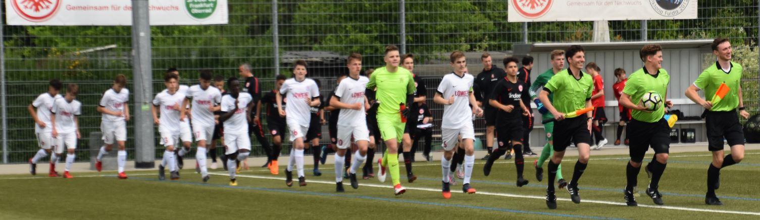 E. Frankfurt U14 - U15