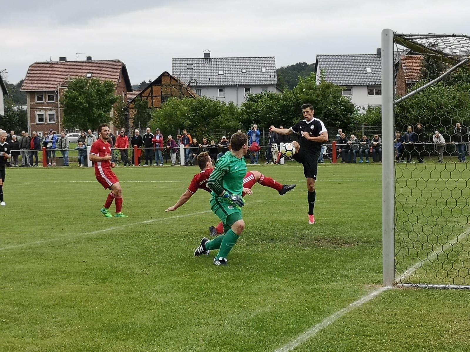 SG Brunslar/ Wolfershausen - KSV Hessen Kassel