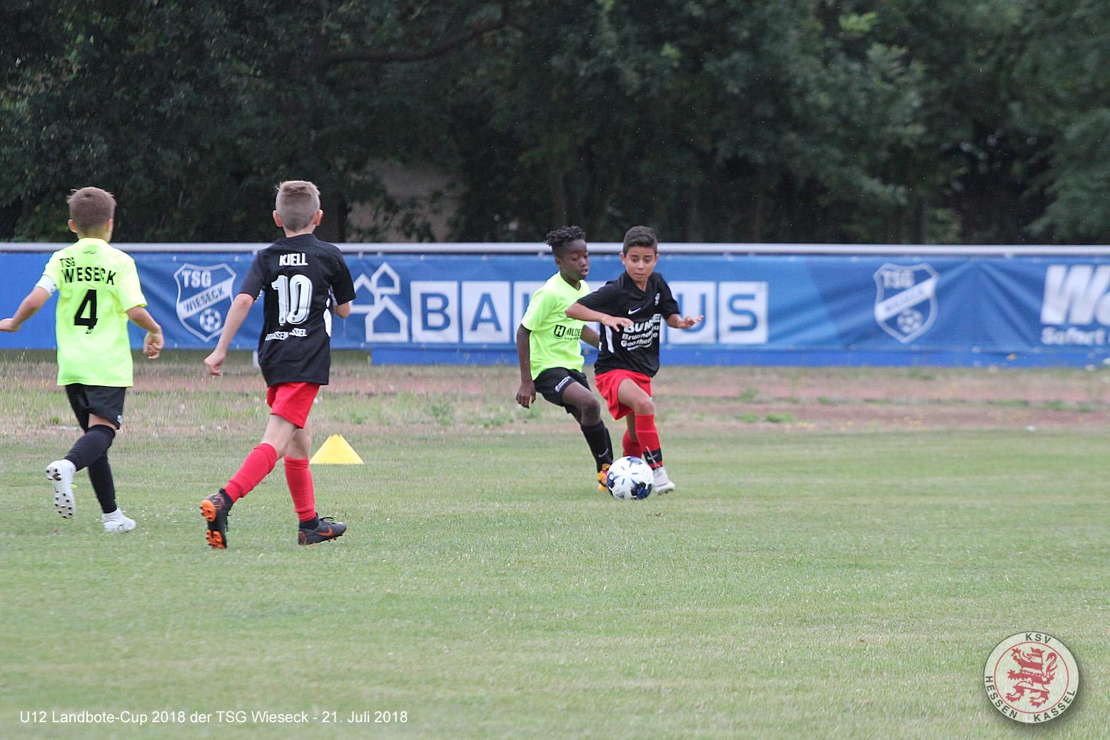 U12 Landbote Cup Wieseck